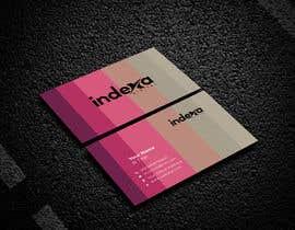 Nro 150 kilpailuun Design business card käyttäjältä ariqur