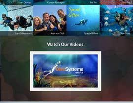 #4 for Design a Website Mockup af kethketh