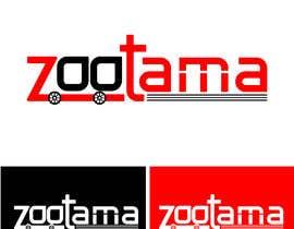 nº 139 pour Design a logo - zootama par apurboemu