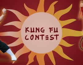 #25 para Design of a kungfu contents FB page banner1 de sunilpeter92