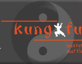 #18 para Design of a kungfu contents FB page banner1 de karimelsayed155