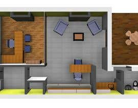 #18 for Office Design af misterjpco