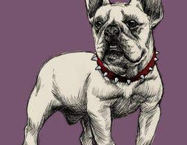 nº 18 pour Illustrate a french Bulldog - Hand Drawn par jot8801