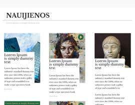 #26 cho Design a Website Mockup bởi fbhakhrani