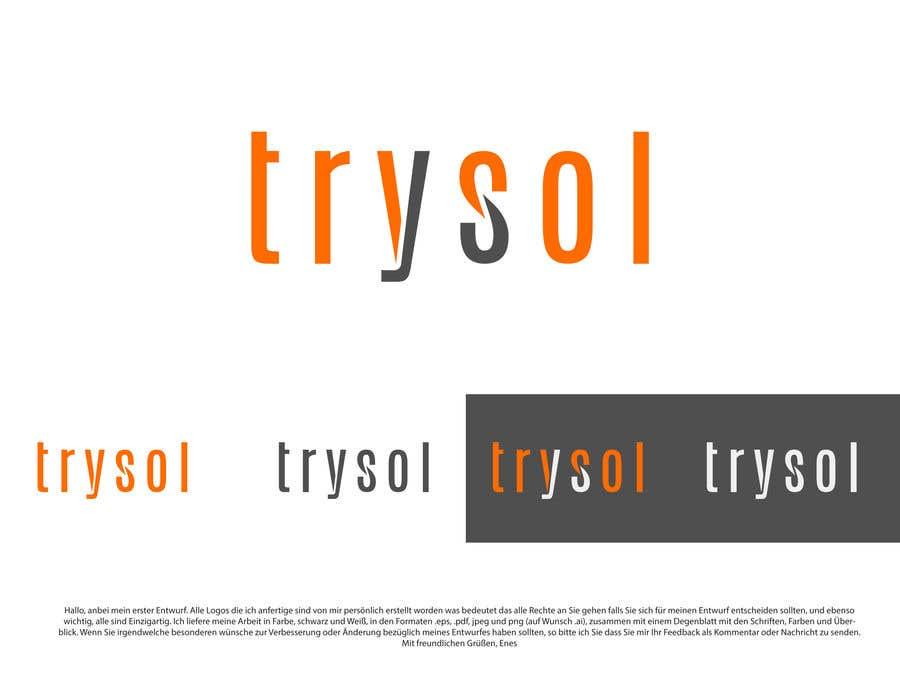 Wettbewerbs Eintrag #93 für Erstelen eines Logos der trysol ag