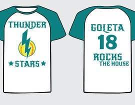 #38 for tshirt design by azki