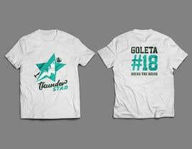 #28 for tshirt design by sirikbanget123