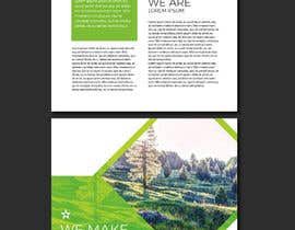 "#35 for Design a Full Page PDF Brochure ""white paper"" (Adobe InDesign) by felixdidiw"
