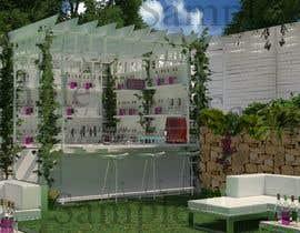 Eyad210 tarafından design a summer bar for a ballroom için no 15