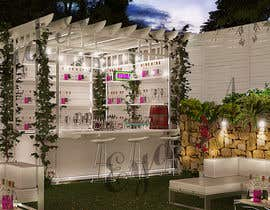 Eyad210 tarafından design a summer bar for a ballroom için no 17