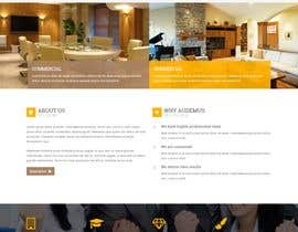 nº 2 pour build me a company profile for an interior design par angkon6190