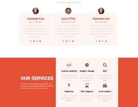 #17 для Create a Web Design WordPress Template от sujit325
