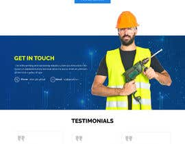 nº 7 pour Design a Website - Electric par saidesigner87