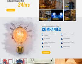 nº 19 pour Design a Website - Electric par saidesigner87