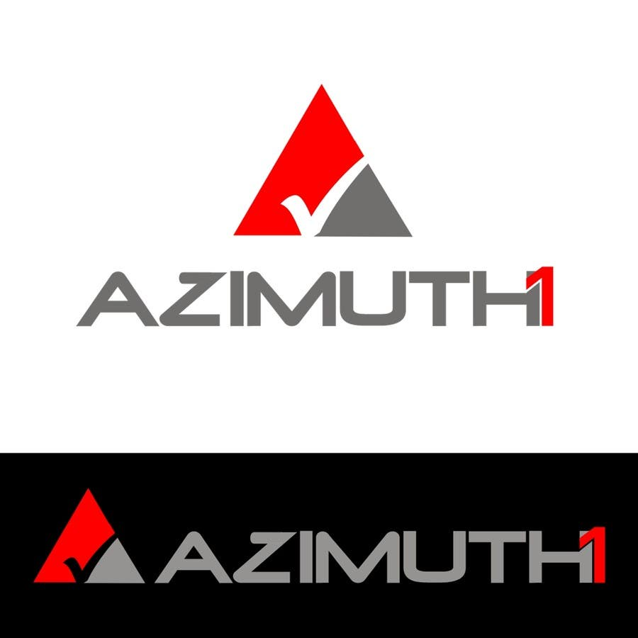 Конкурсная заявка №105 для Logo Design for Azimuth1
