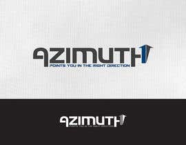 #148 para Logo Design for Azimuth1 por IIDoberManII