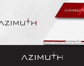 #226 para Logo Design for Azimuth1 por IIDoberManII
