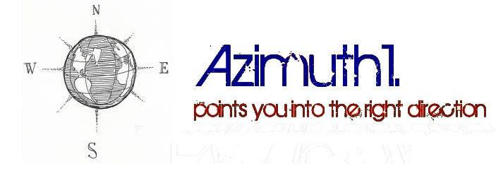 Конкурсная заявка №140 для Logo Design for Azimuth1