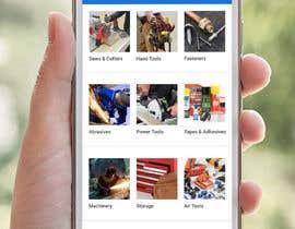 nº 23 pour Design an Ecommerce App par shakilaiub10