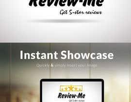 Nro 89 kilpailuun Design a Logo 'Review-Me' käyttäjältä Zerooadv