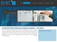 Bài tham dự #11 về Graphic Design cho cuộc thi Redesign Computer Repair Webseite