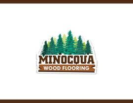 #345 for Logo For Wood Flooring Company - Northwoods Style with a Cabin Feel. by cbertti