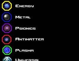 Nro 8 kilpailuun Graphic Design for Resource icons in game käyttäjältä GraphicsByGrant