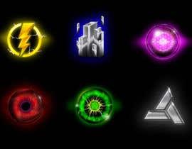 Nro 16 kilpailuun Graphic Design for Resource icons in game käyttäjältä desingero
