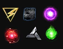 Nro 21 kilpailuun Graphic Design for Resource icons in game käyttäjältä kkuramoto