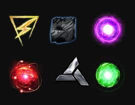 Nro 23 kilpailuun Graphic Design for Resource icons in game käyttäjältä kkuramoto