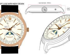 #17 for WATCH DESIGN SCRATCH / ILLUSTRATION - HIGH QUALITY No.2 by AffendyIlias