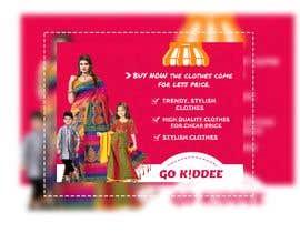 Nro 4 kilpailuun Advertising line for clothing shop käyttäjältä aes57974ae63cfd9