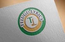 """Graphic Design Inscrição do Concurso Nº8 para Design a Logo for Telugu Music Portal with Primary focus on """"Telugu Lyrics"""""""