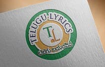 """Graphic Design Inscrição do Concurso Nº22 para Design a Logo for Telugu Music Portal with Primary focus on """"Telugu Lyrics"""""""