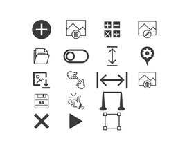 #23 for Design Icon Set by CreativeLogoJK