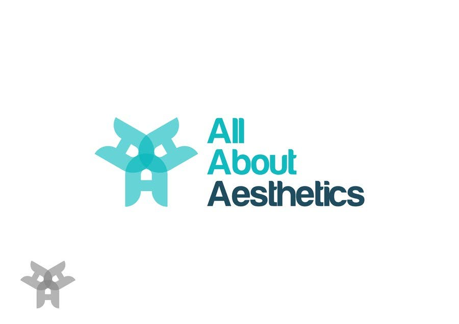 Proposition n°                                        49                                      du concours                                         Logo Design for All About Aesthetics