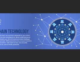 #32 untuk Blockchain poster oleh d3stin