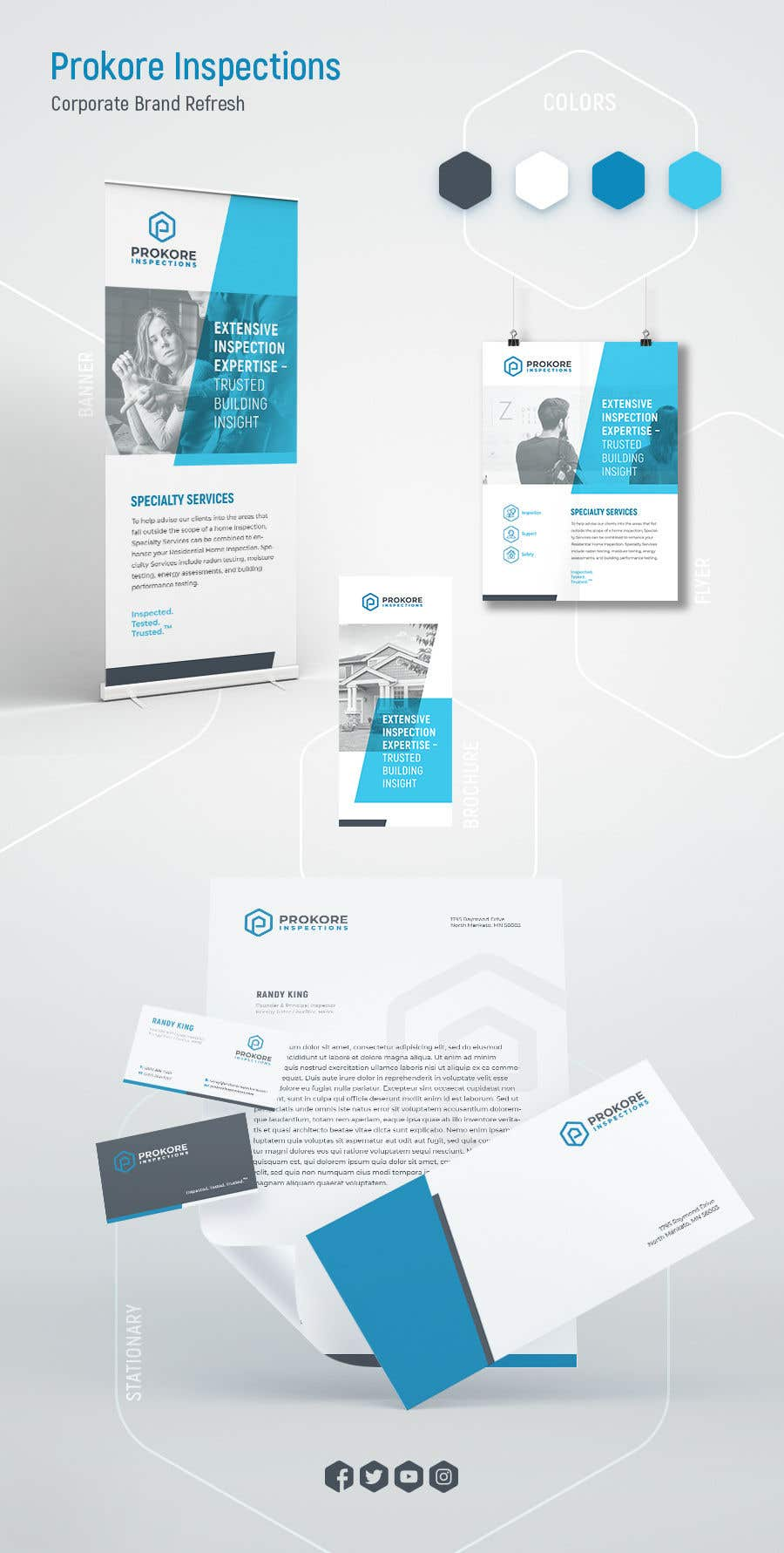 Contest Entry #378 for Corporate Brand Refresh