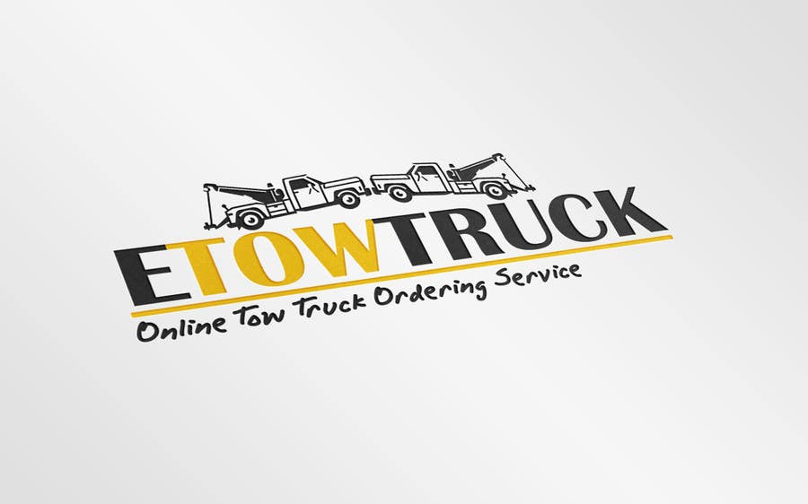 Entry 12 By Alief29 For Design A Logo Tow Truck Company