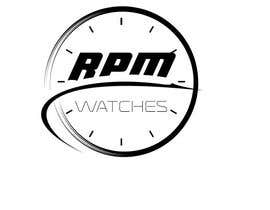 #26 para Design logo for new micro brand of Watches (Motorsport themed designs) por Slavajan