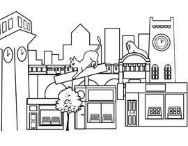 berragzakariae님에 의한 Illustrate our local landmarks and offices을(를) 위한 #3