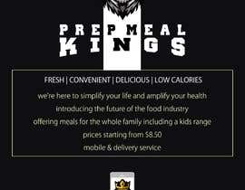 #9 za Prep Meals Flyer od benjab