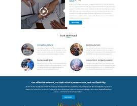 #7 para Web Design for Consulting por Baljeetsingh8551