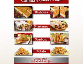 #62 for Design a Flyer (Food Menu) by mohashin85