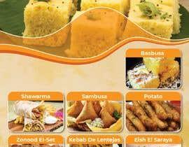 Nro 23 kilpailuun Design a Flyer (Food Menu) käyttäjältä asadshaiket01983