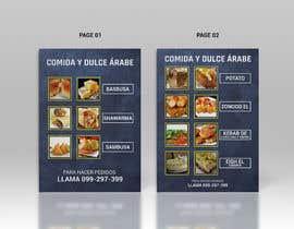 Nro 59 kilpailuun Design a Flyer (Food Menu) käyttäjältä SEVENPIXEL