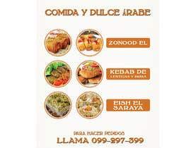 Nro 55 kilpailuun Design a Flyer (Food Menu) käyttäjältä bdKingSquad