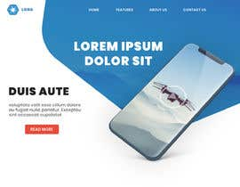 #22 para Create a website background de mobin90