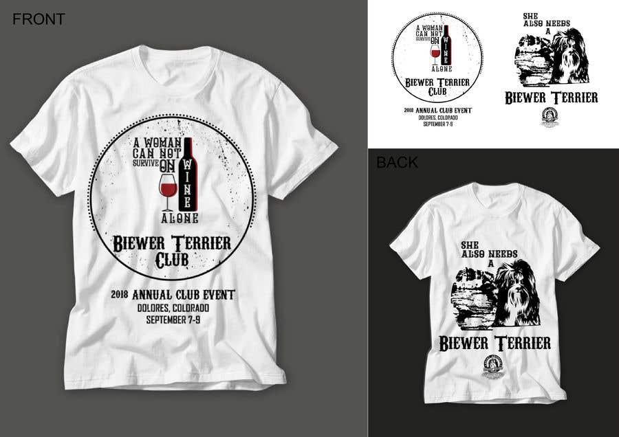 Penyertaan Peraduan #18 untuk Design 3 T-Shirts in Retro / Vintage Style for Screen Printing