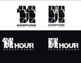 joeljessvidalhe tarafından Design a logo for Eleventh Hour Escape Rooms için no 378